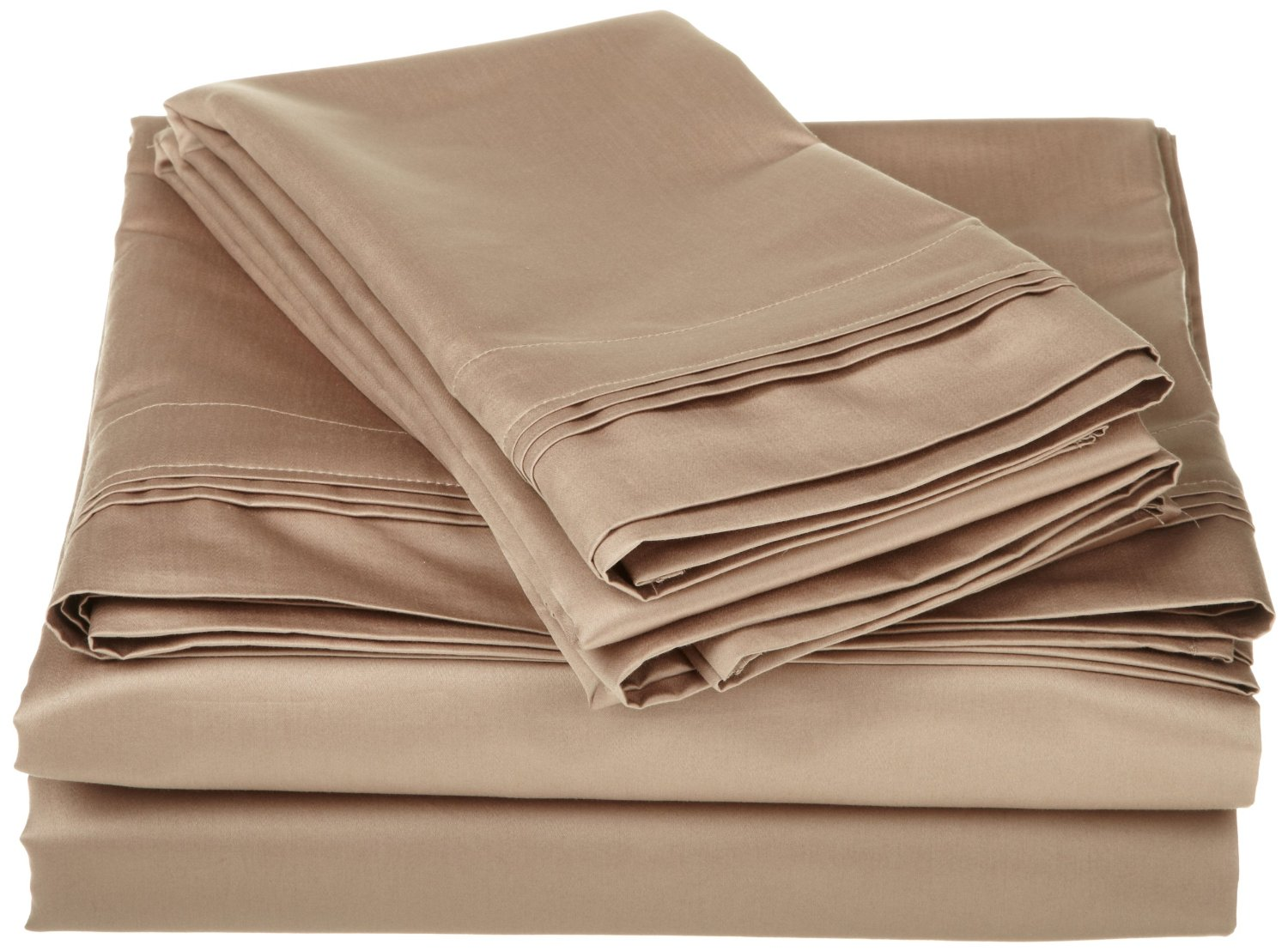 Luxury egyptian cotton 1500 thread count solid sheet sets for What is thread count in sheets