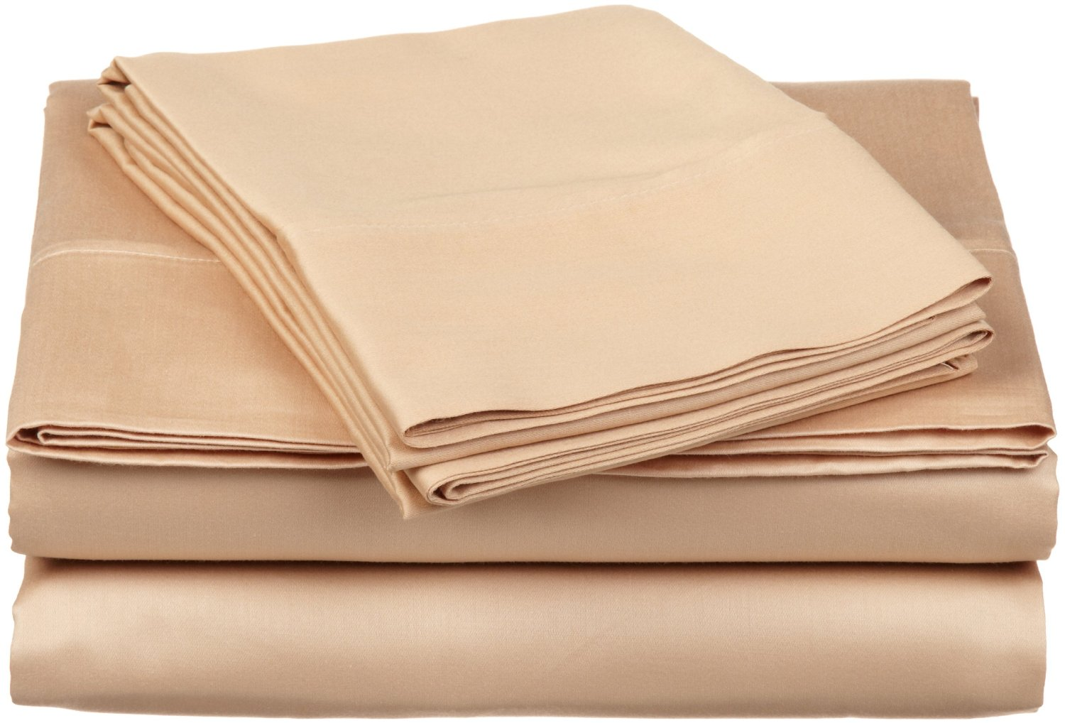 Luxury Egyptian Cotton 300 Thread Count Solid Sheet Sets