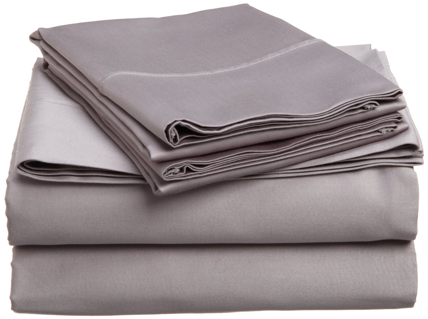 GoLinens: Luxury 400 Thread Count 100% Certified Extra Long Staple Egyptian Giza Cotton Bed Sheet Set - Solid at Sears.com