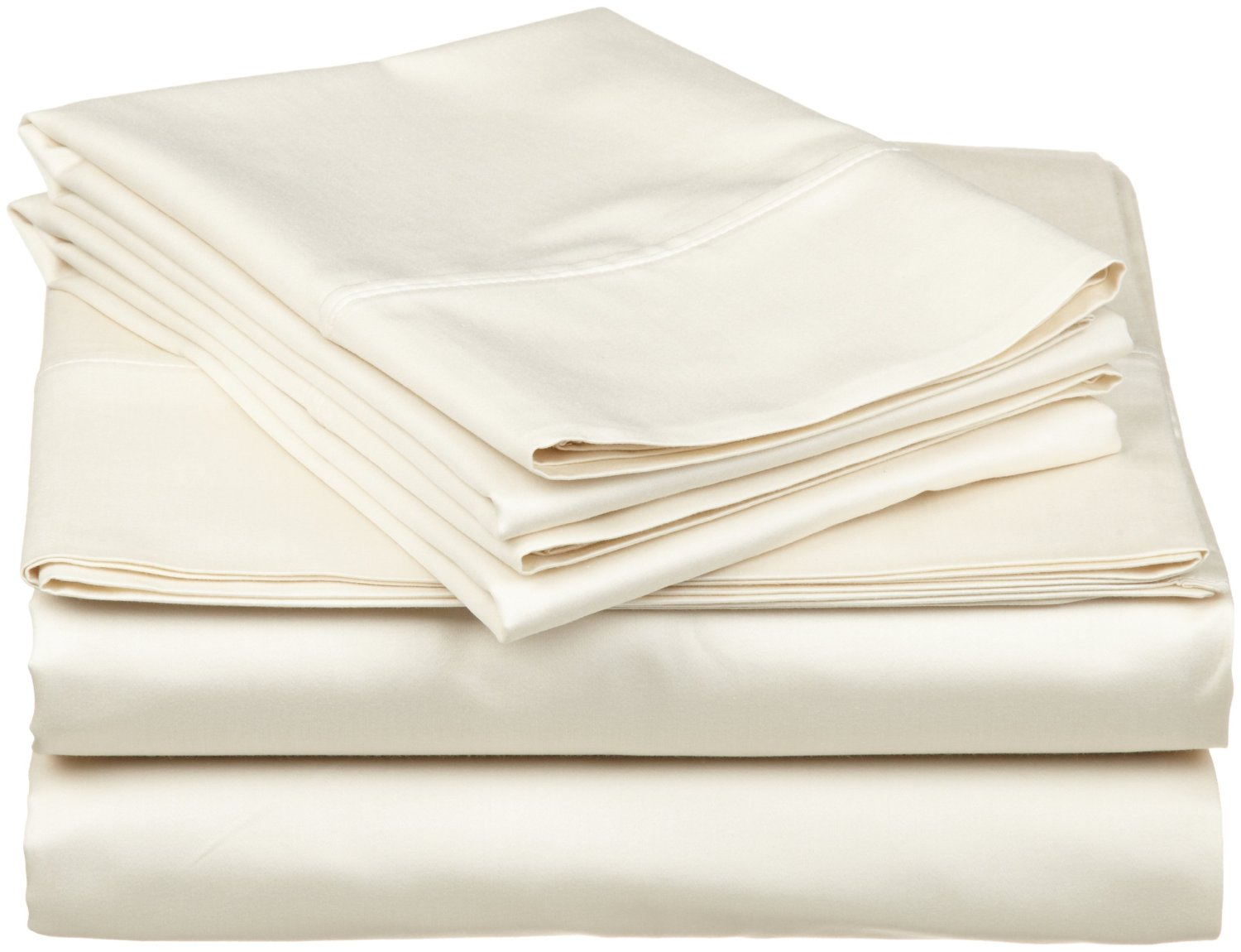 luxury egyptian cotton 530 thread count solid sheet sets