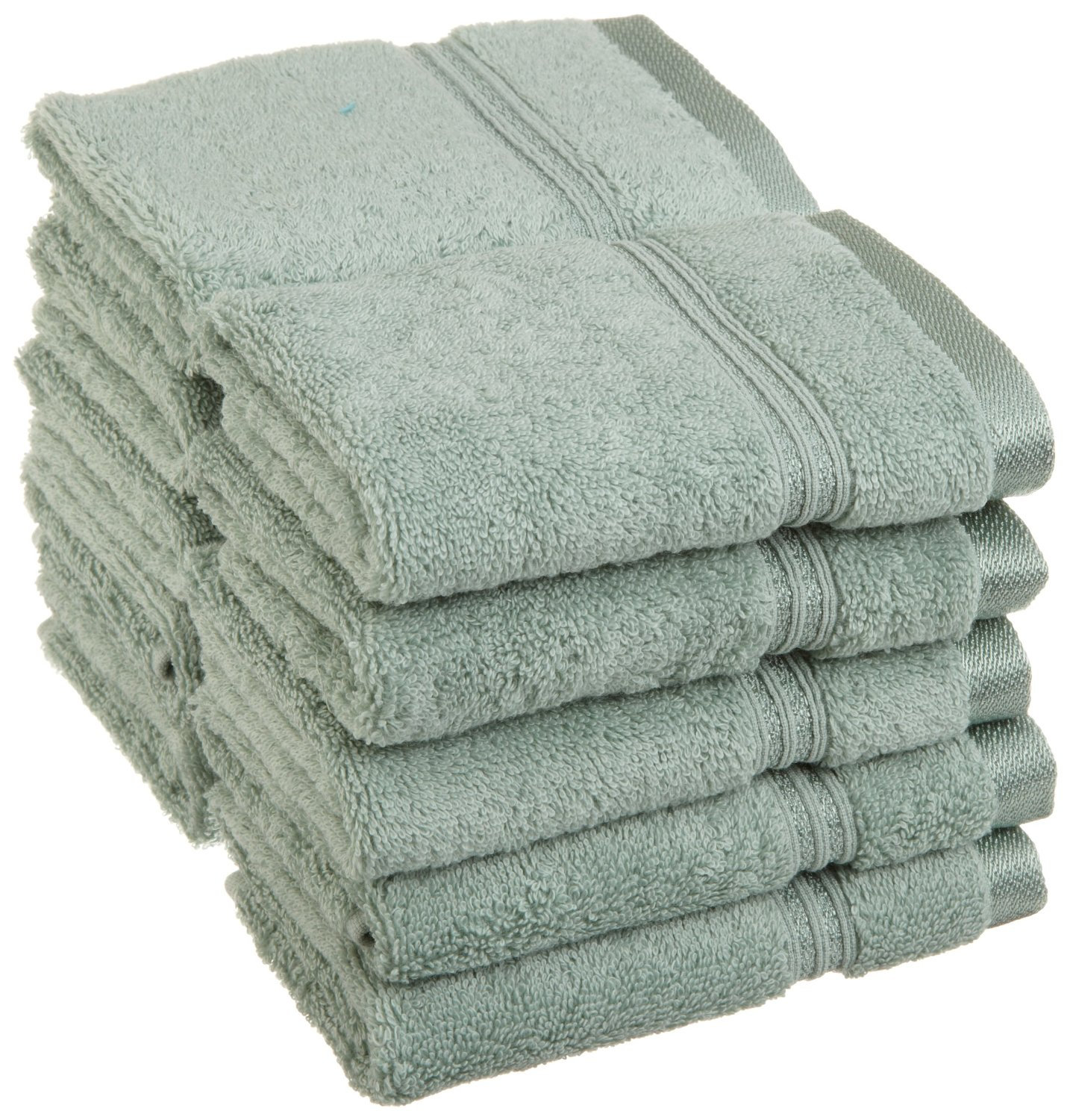 GoLinens: Luxury Ten (10) piece Face / Wash Towel Set. 600 GSM 100% Egyptian Cotton Towel Set. at Sears.com