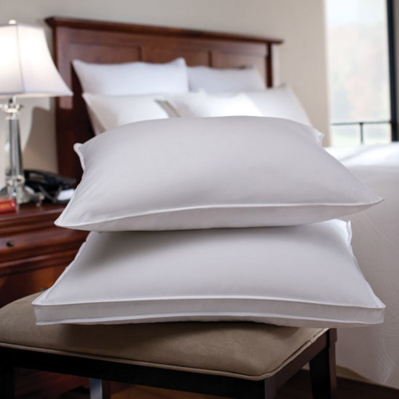 GoLinens: Luxury Primaloft Hotel Down Alternative Pillows with Cambric Cotton Fabric By DOWNLITE at Sears.com